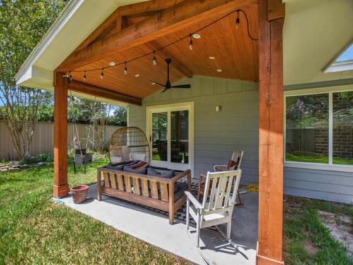 34 COVERED PATIO